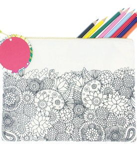 Accessory Pouch - Color Joy Image