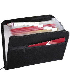 Accordion File Folder - 13 Pocket Image