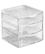 Acrylic Cosmetic Organizer with Drawers - Small
