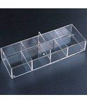 Acrylic Drawer Organizer - 4 Sections
