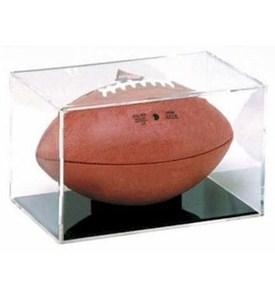 Acrylic Football Display Case Image