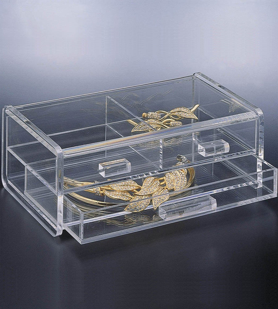 Acrylic Jewelry Box In Jewelry Boxes And Organizers