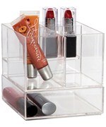 Acrylic Storage Cube - Lip