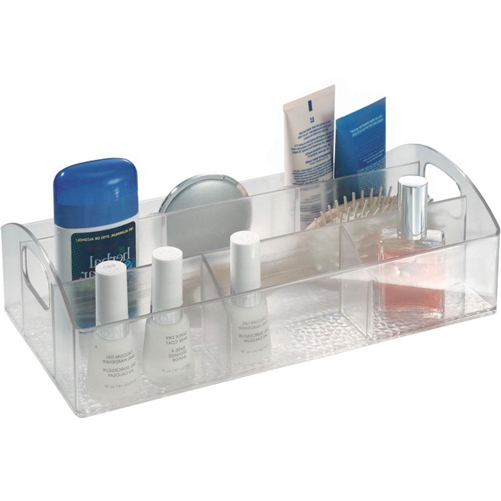 Acrylic Vanity Organizer Large In Cosmetic Organizers
