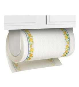 Adhesive Mounted Paper Towel Holder Image