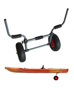 Sit-On Kayak and Canoe Dolly