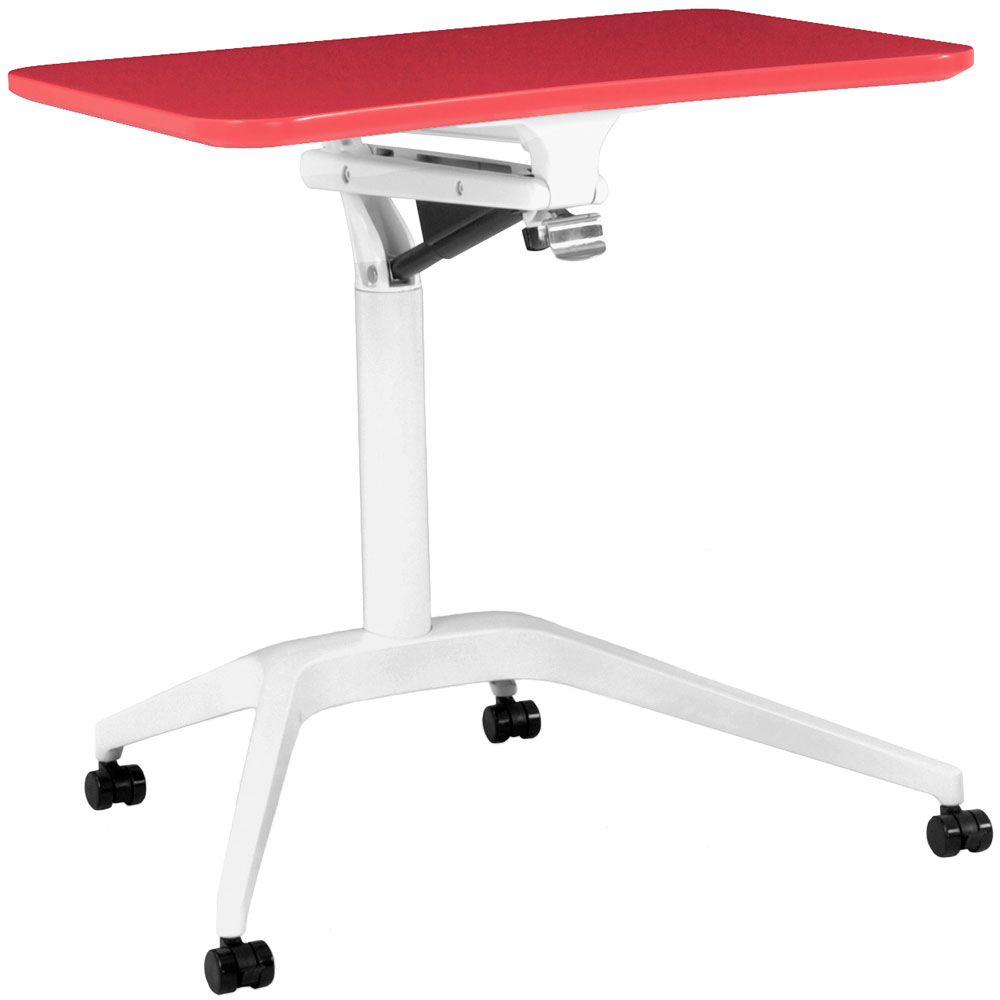 Adjustable Computer Desk in Computer and Laptop Carts