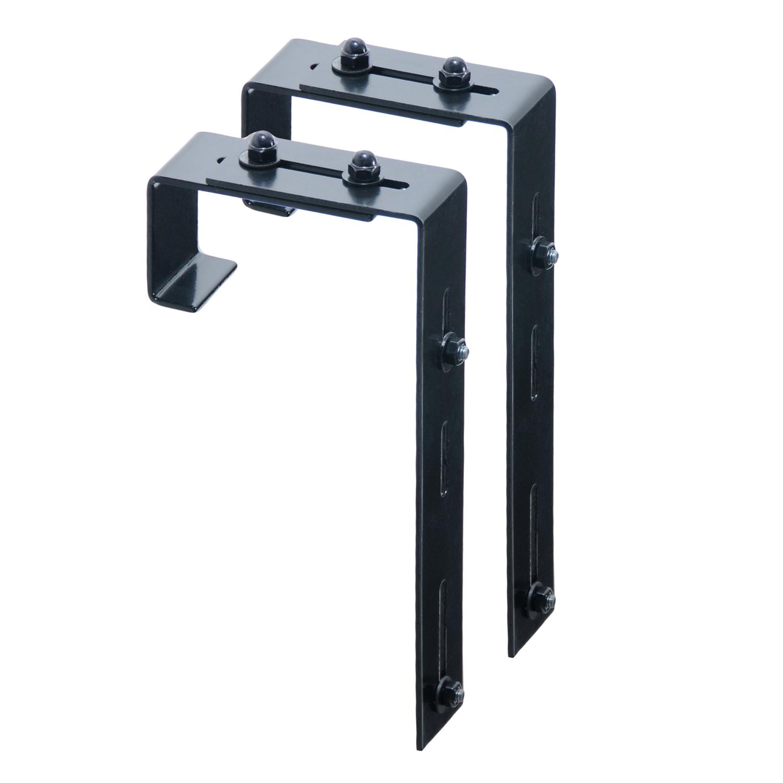 Adjustable Deck Rail Brackets Image