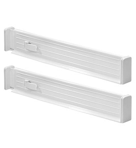 Adjustable Drawer Dividers (Set of 2) Image