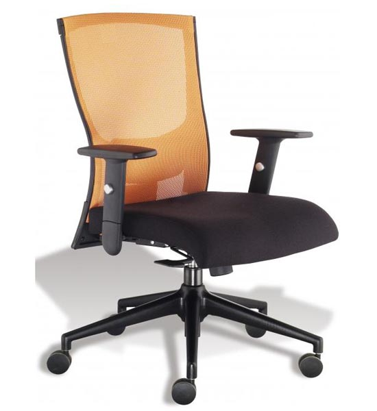 Office Office Seating Office Chairs Adjustable Mesh Back Office Chair