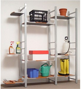 Adjustable Shelving System Image