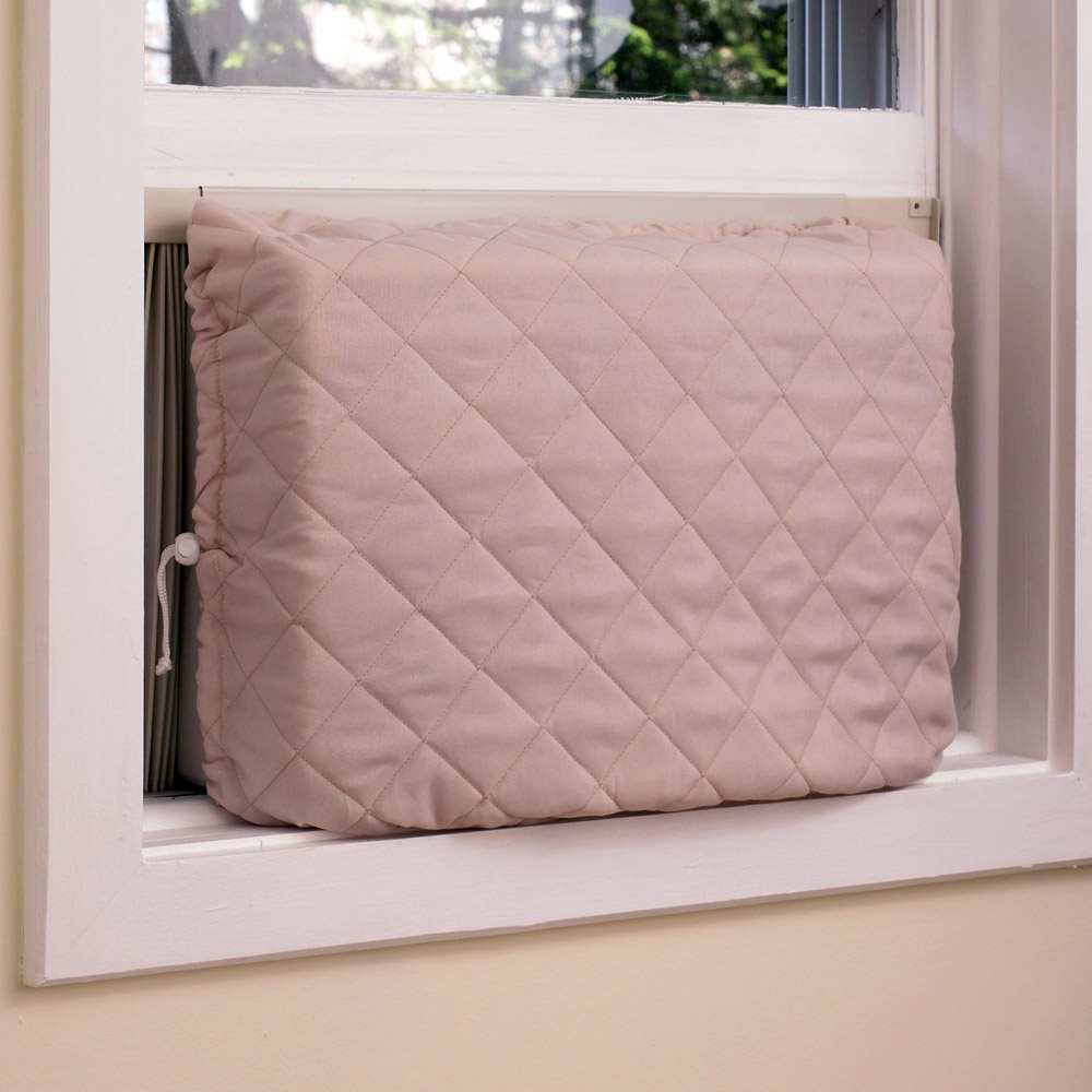 Indoor Air Conditioner Cover In Draft Stoppers