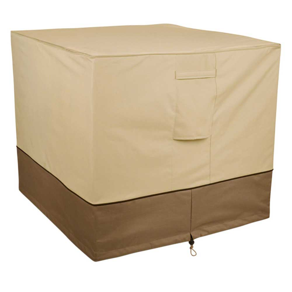 Air Conditioner Cover Square in Patio Furniture Covers