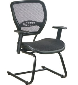 AirGrid Deluxe Visitors Chair Image