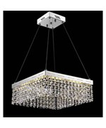 Alecia II LED Chandelier by Lite Source