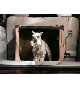Fully Collapsible Portable Dog Kennel In Pet Carriers And