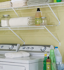 Lifetime Ventilated Shelf Support Brackets