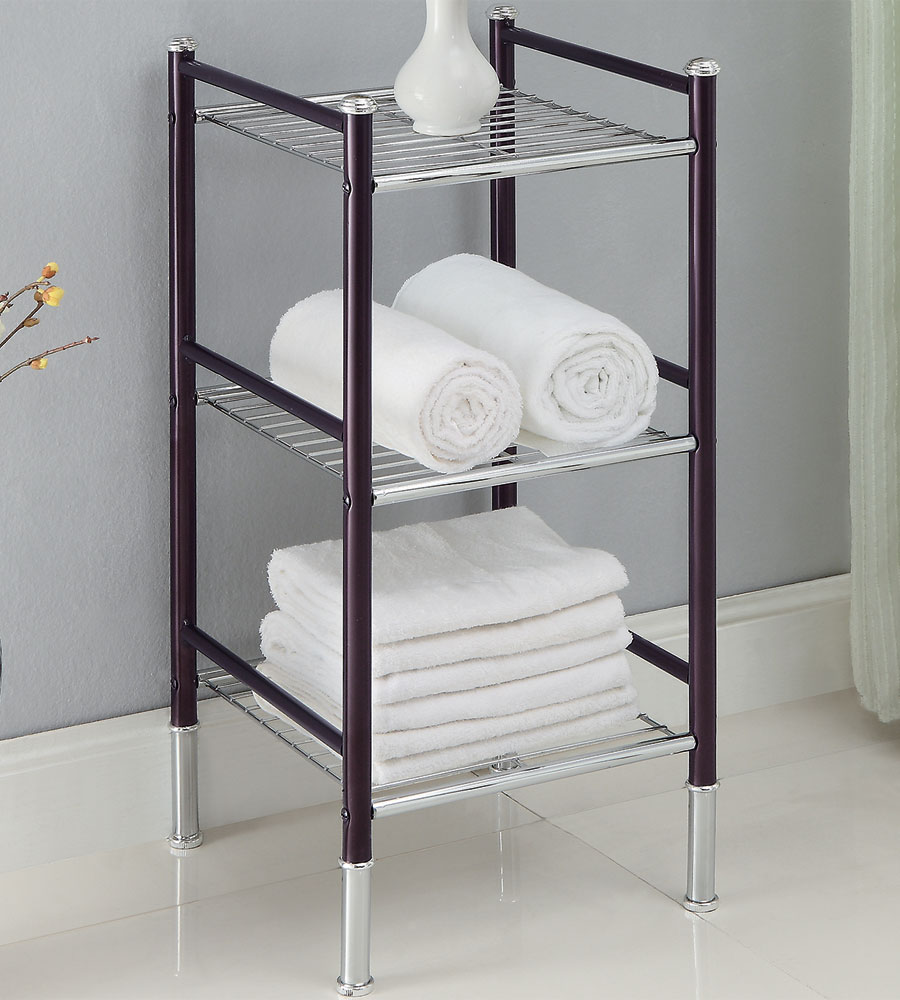 itm organi organizer basket caddy bathroom tier chrome res corner shelf tidy rack shower unit