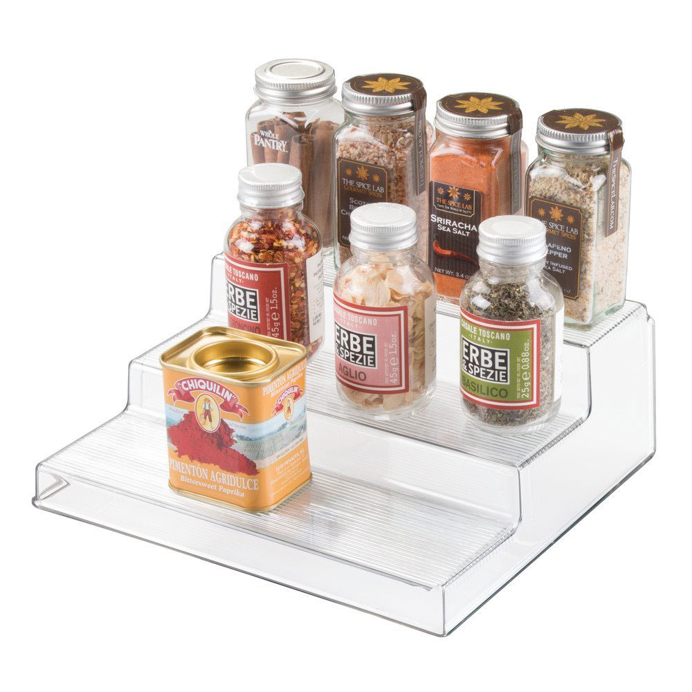 3 Tier Cabinet Organizer Shelf Image. Click Any Image To View In High  Resolution