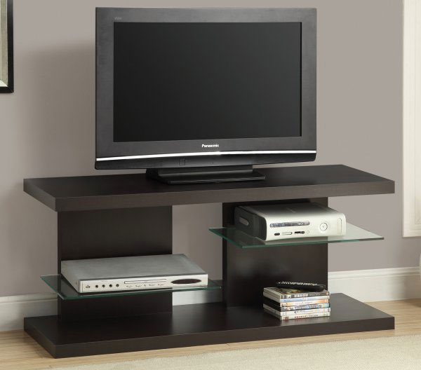 48 Inch Hollow Core TV Console In TV Stands