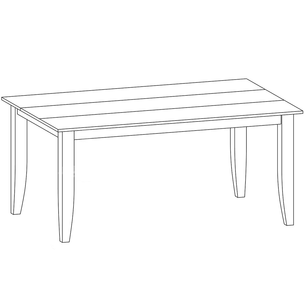 60 Inch Rectangular Dining Table Image. Click Any Image To View In High  Resolution