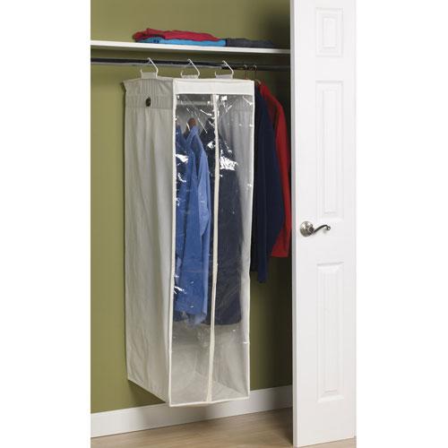 canvas hanging wardrobe garment bag in garment bags