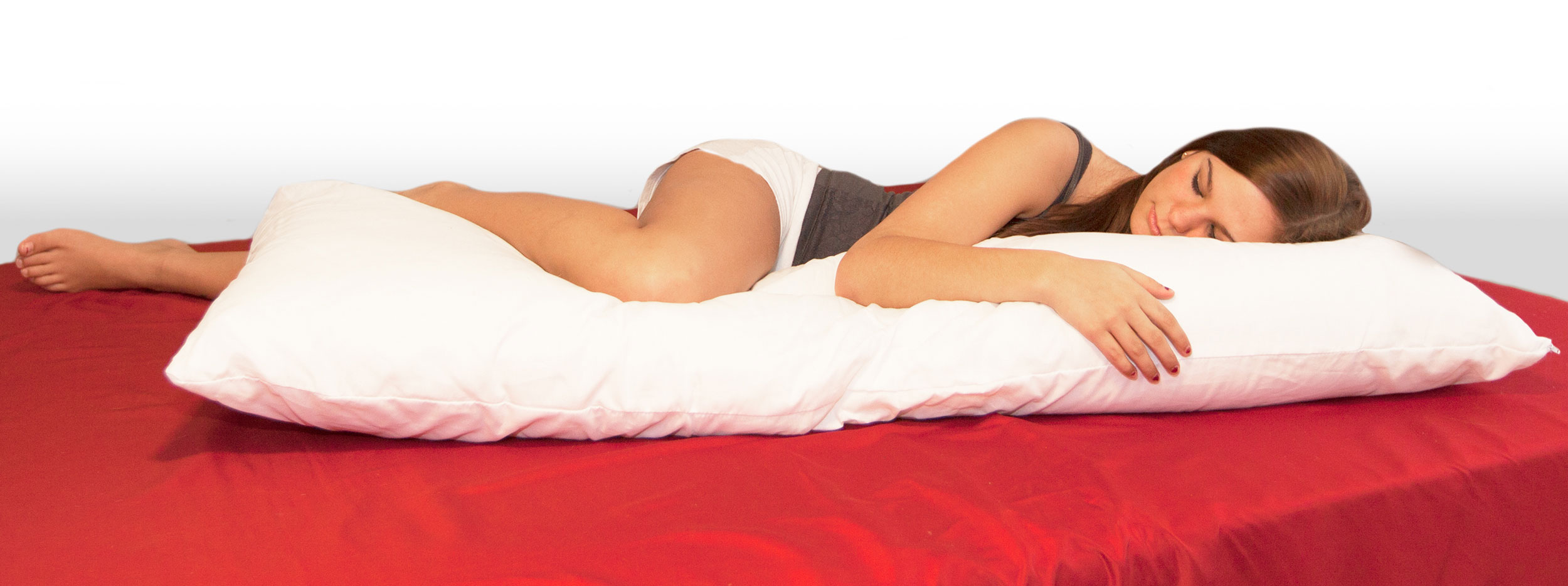 back support pillow in bed pillows. Black Bedroom Furniture Sets. Home Design Ideas