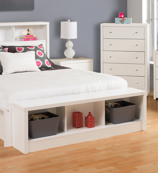 Bedroom Storage Bench Calla In Storage Benches