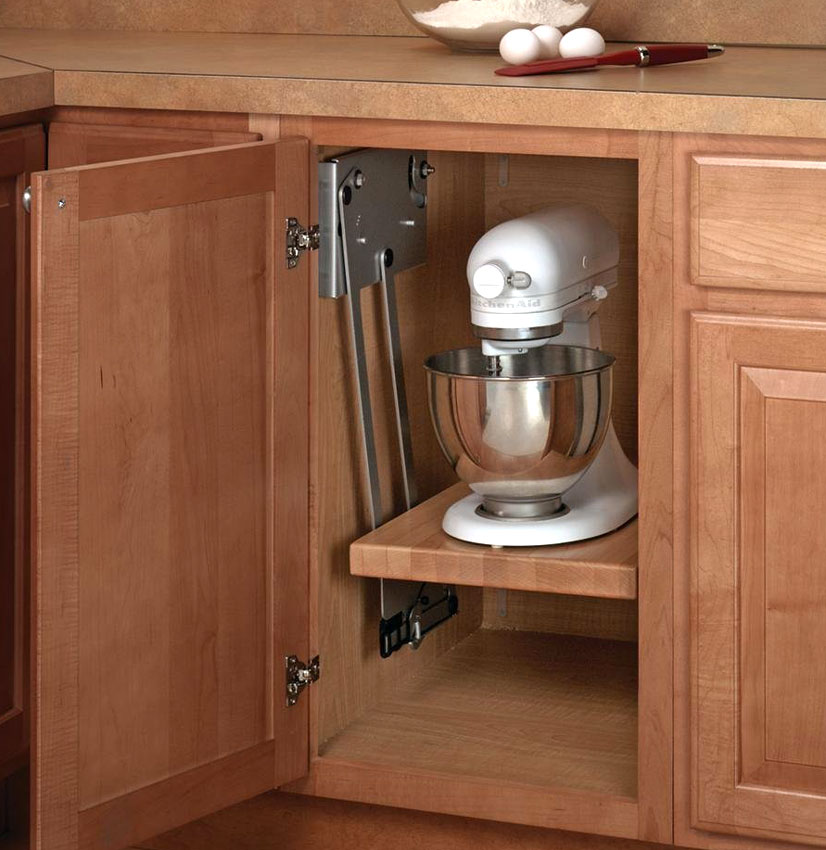 Kitchenaid Stand Mixer Cabinet Lift