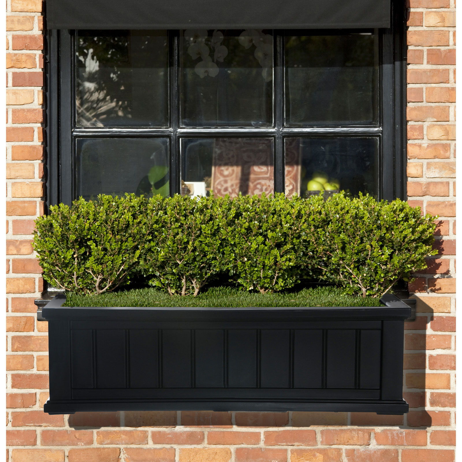 Cape Cod Window Box by Mayne in Window Planter Boxes