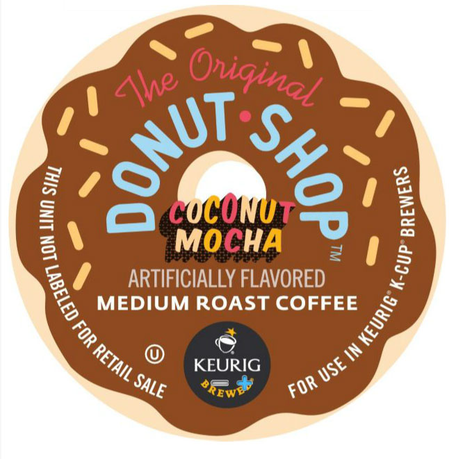 Keurig Coconut Mocha KCups Set of 18 in Keurig KCups Coffee and Tea