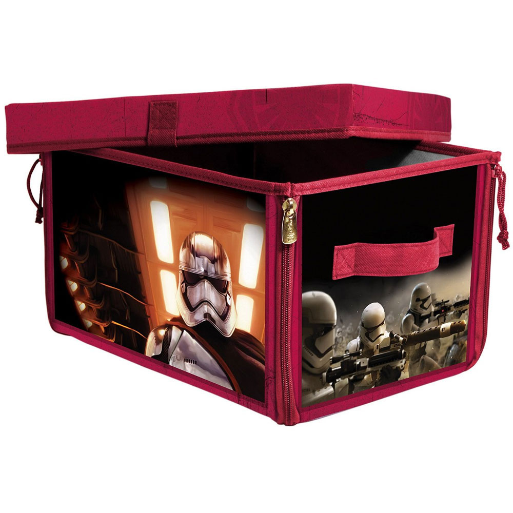 Collapsible Toy Box Star Wars In Toy Storage
