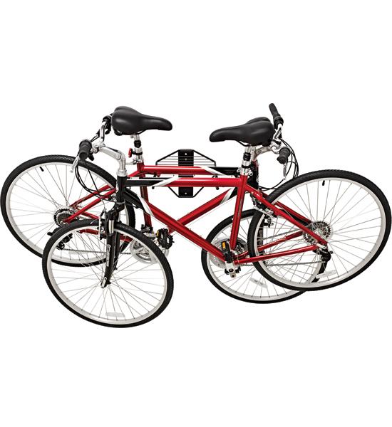 Folding Bike Rack Double In Wall Bike Racks