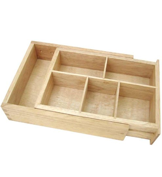 Expandable Cosmetic Drawer Organizer In Cosmetic Drawer