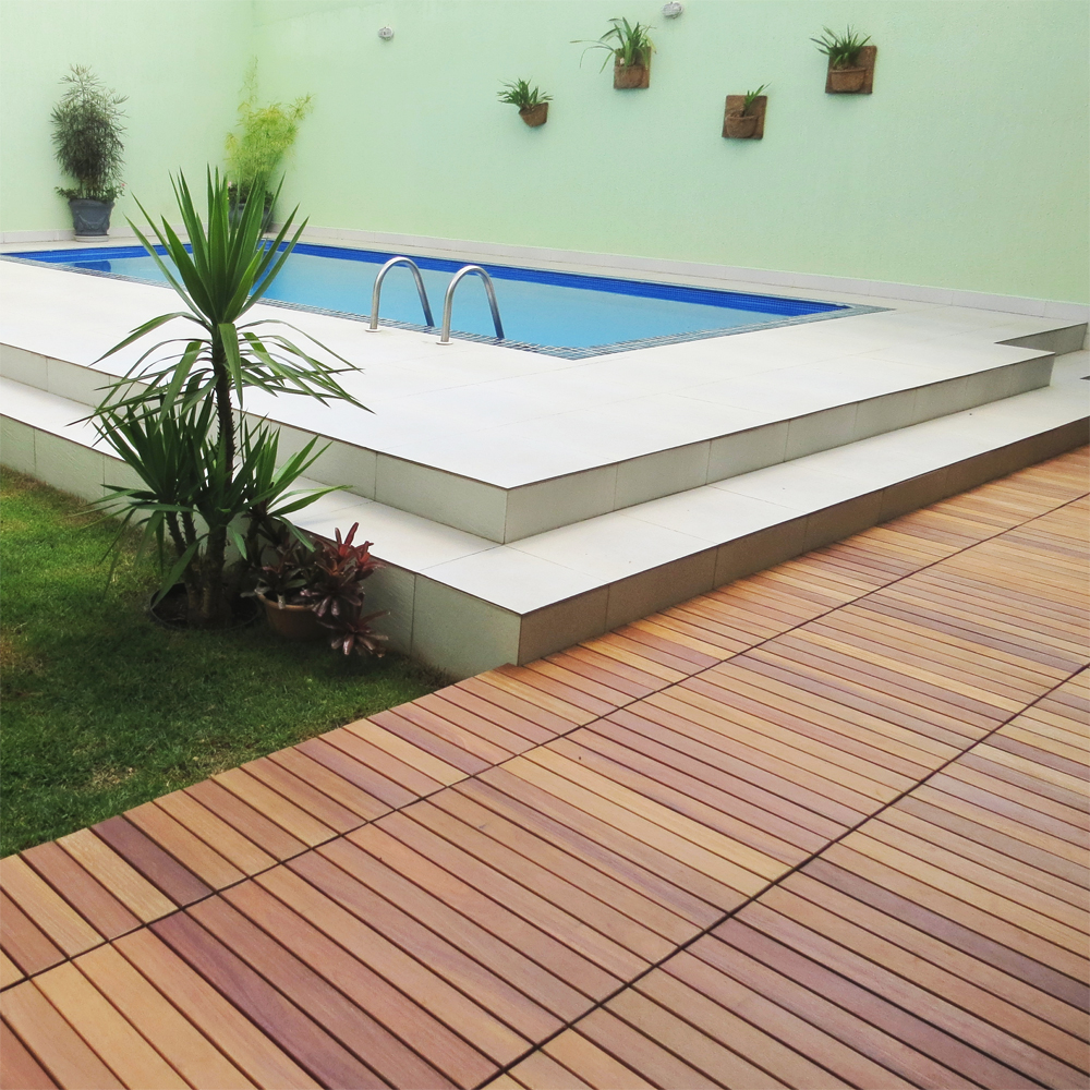 Triyaecom Backyard Patio Tiles Various Design