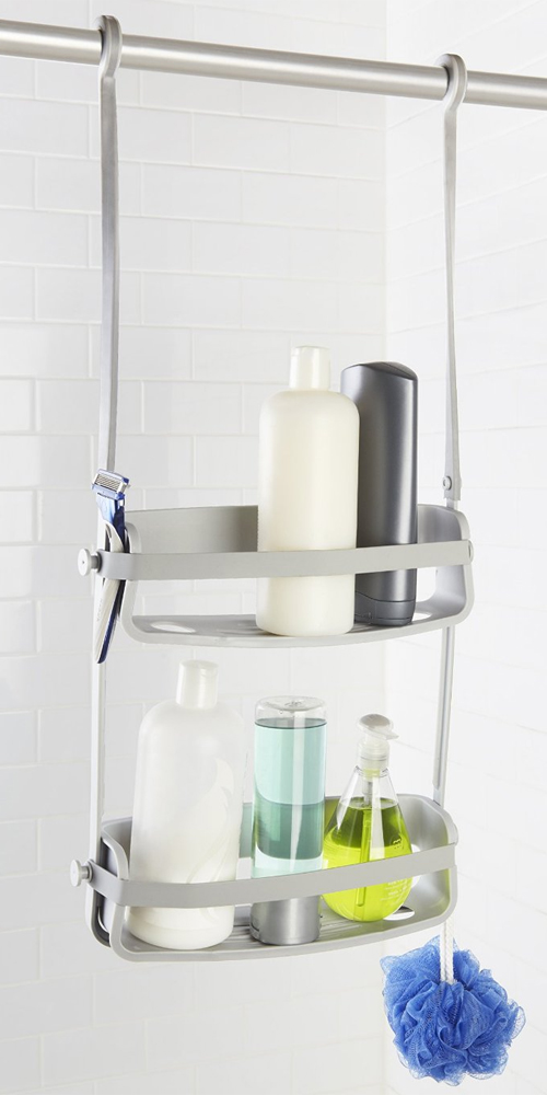 Flexible Shower Caddy in Shower Caddies