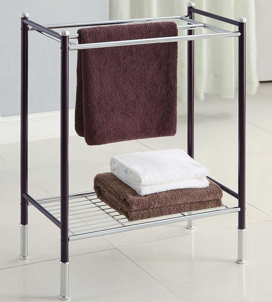 Floor Towel Rack In Free Standing Towel Racks