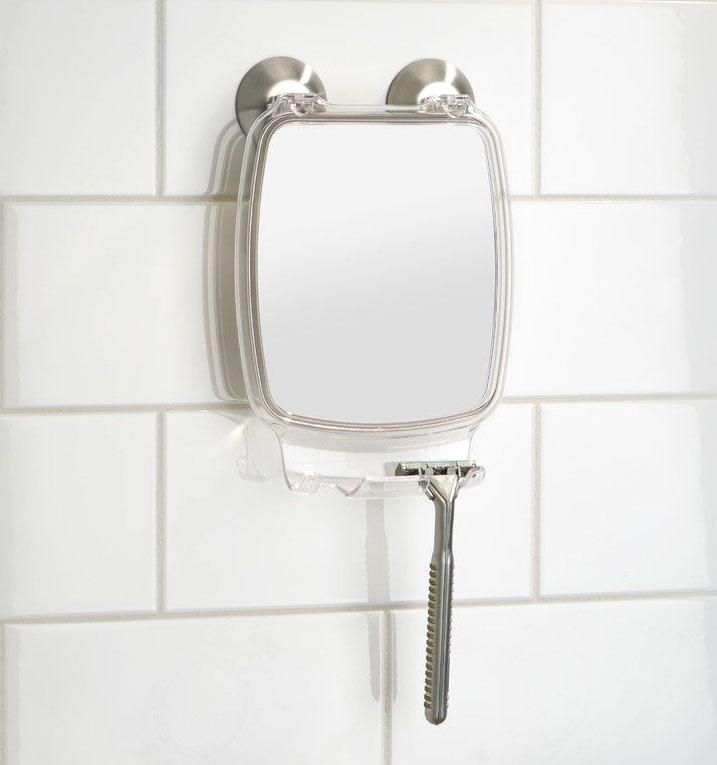 Shower Shaving Mirror In Shower Mirrors
