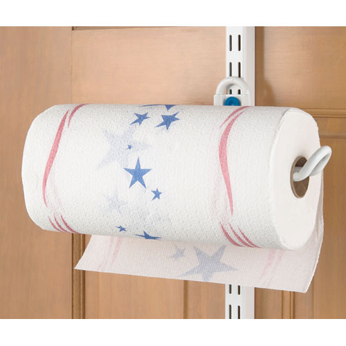 FreedomRail Over Door Paper Towel Holder Image. Click Any Image To View In  High Resolution