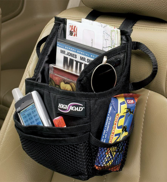 Front Seat Car Organizer In Car Seat Organizers