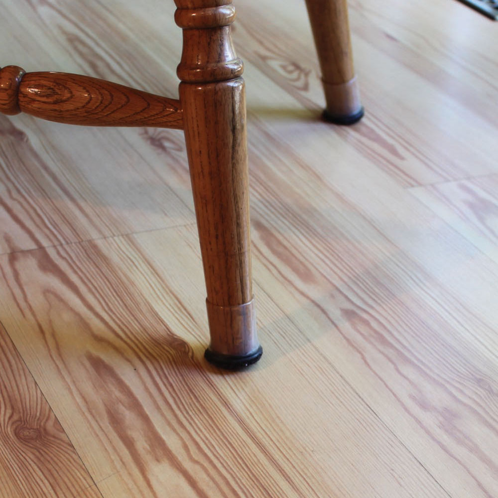 Hardwood floor protectors 28 hardwood floors gaps between for Chair leg pads for laminate floors