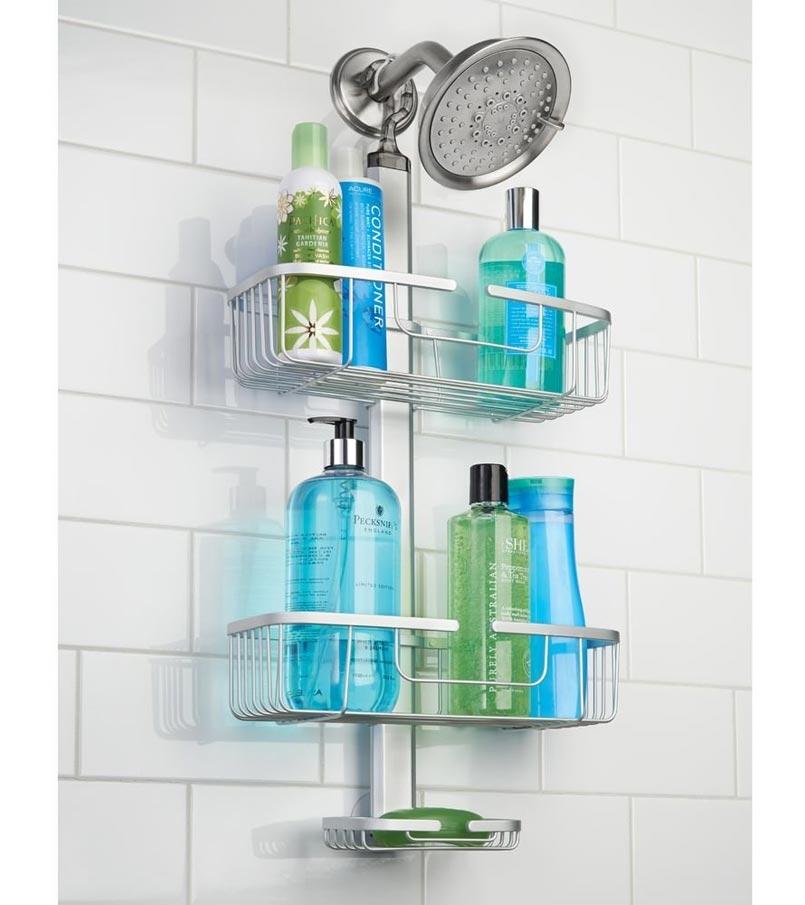 Hanging Shower Caddy in Shower Caddies