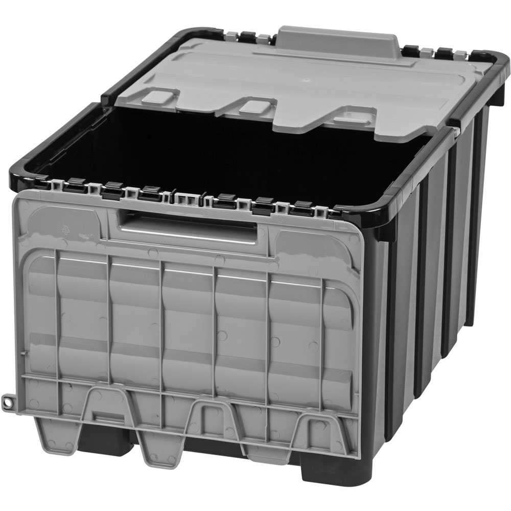 Sterilite Hinged Storage Boxes - Walmart.com