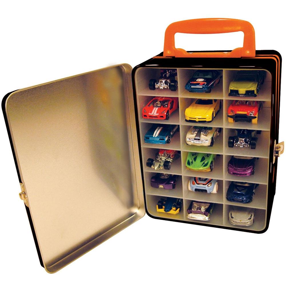 sc 1 st  Organize-It & Hot Wheels Storage Case in Toy Storage Aboutintivar.Com