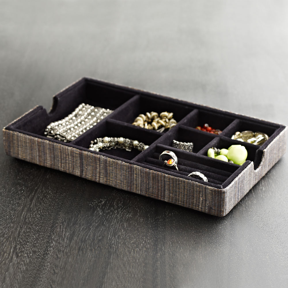 Jewelry Organizer Tray in Jewelry Trays