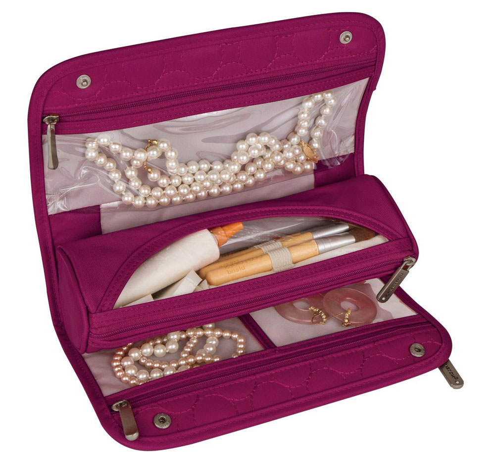 jewelry travel bag in travel jewelry cases