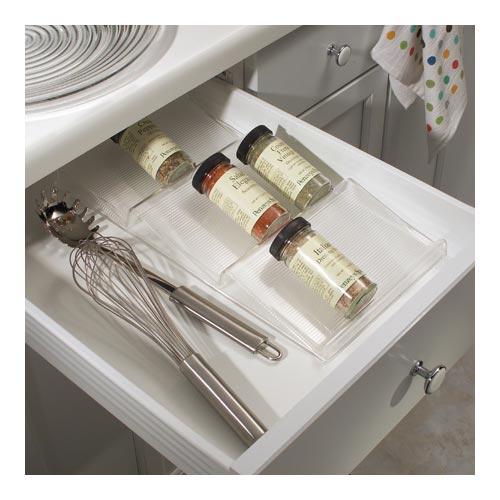 Kitchen drawer spice rack in spice drawer organizers workwithnaturefo