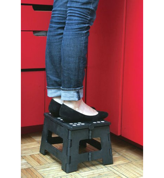 Kitchen Folding Step Stool In Step Stools