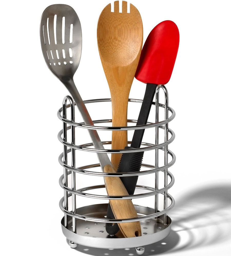 Pantry works kitchen utensil holder in kitchen utensil holders pantry works kitchen utensil holder image click any image to view in high resolution workwithnaturefo