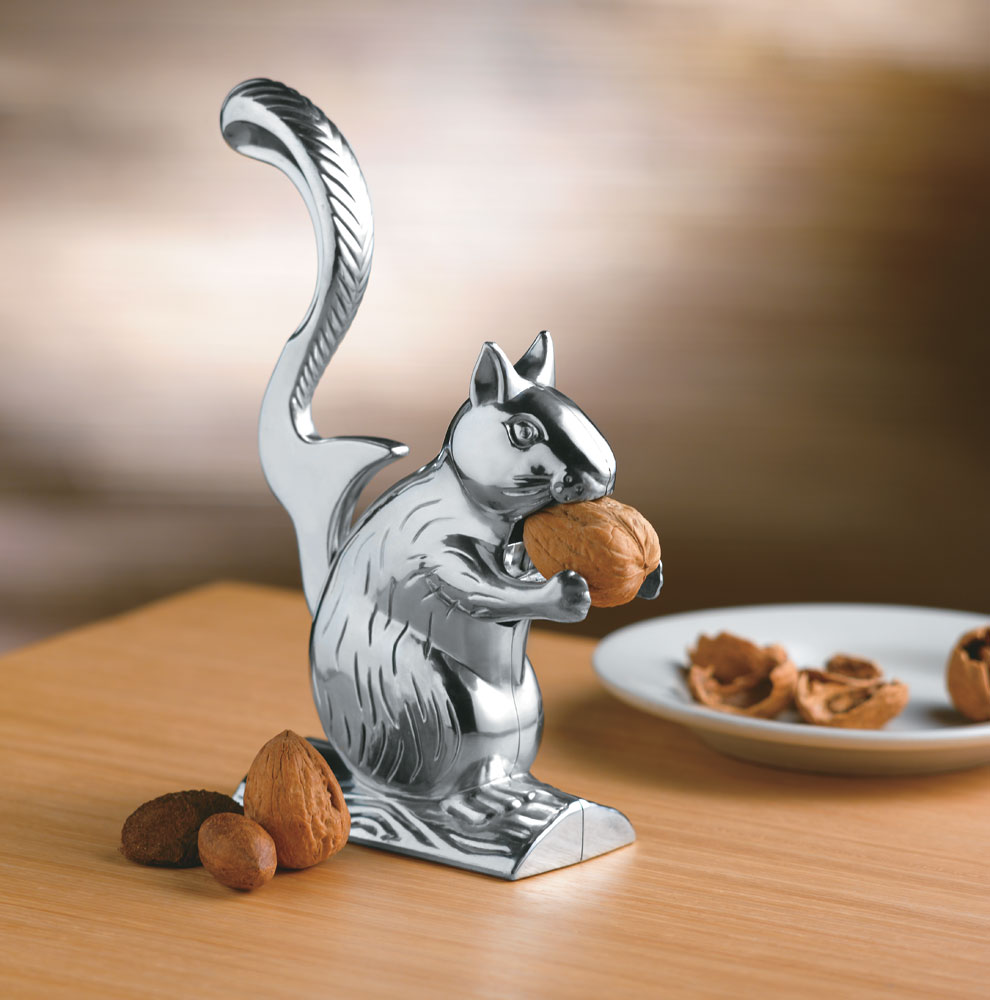 Metal squirrel nut cracker in kitchen gadgets - Squirrel nut crackers ...